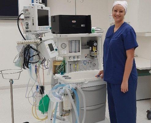 Congratulations to Central Coast Day Hospital New Graduate